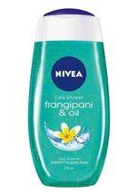 Nivea Frangipani and Oil Shower Gel, 250 ml (pack of 2) - $50.48