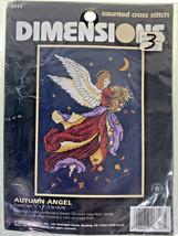 Dimensions Autumn Angel Stitch Kit - $14.43