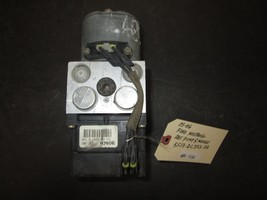 05 06 Ford Mustang Abs Pump & Module #5F13-2C353-AA - $89.10