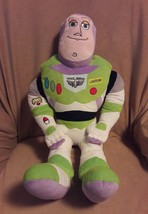 "Disney Pixar TOY STORY BUZZ LIGHTYEAR large plush stuffed animal 23"" - $17.75"