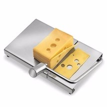 Kitchen Tools Stainless Steel Cheese Slicer Butter Cutting Board Cheese Bu - $33.65
