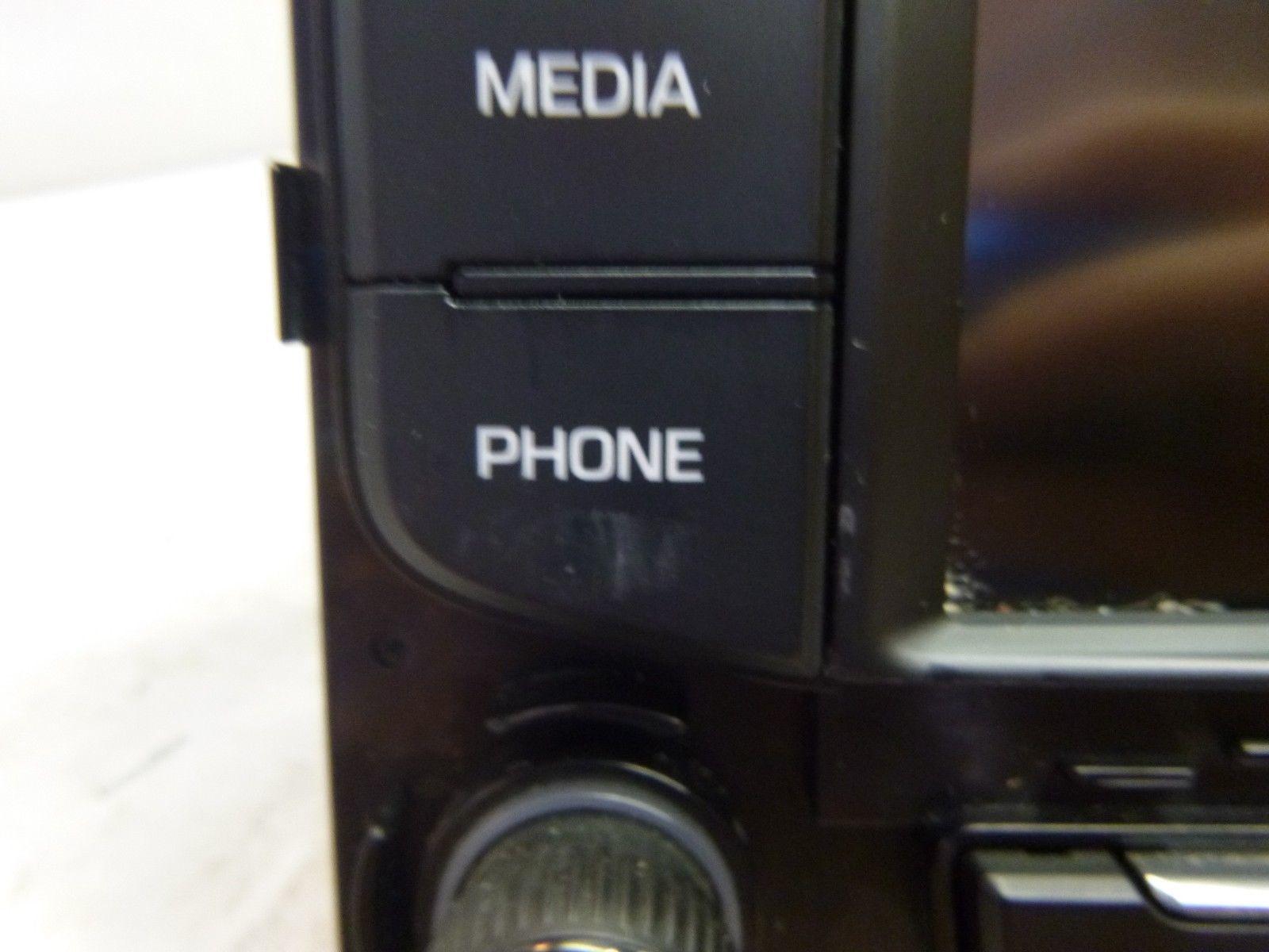 15 16 17 Hyundai Sonata Radio Cd MP3 Player 96180-C20004X BN55