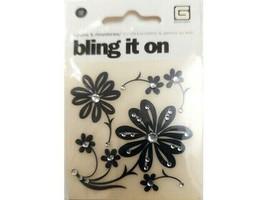 BasicGrey Bling It On Rub-ons and Rhinestones #BIO-2306