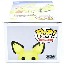 Funko Pop! Games Pokemon Pichu #579 Vinyl Action Figure image 6