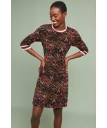 NWT ANTHROPOLOGIE GEOMETRIC VELVET DRESS by ALDOMARTINS XS - $151.99