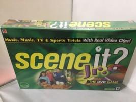 Scene it? Junior Jr. DVD Game from Mattel 2004 New - $12.86