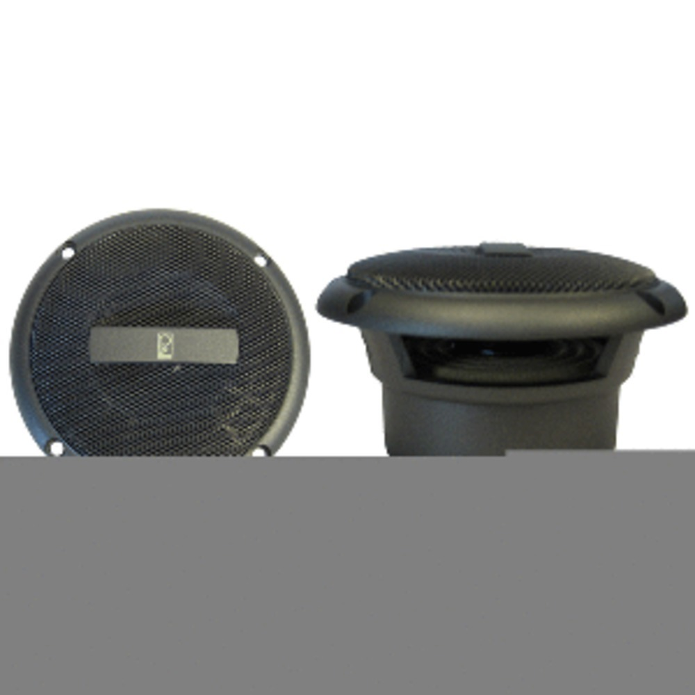 Primary image for Poly-Planar Round Flush-Mount Component Speaker - Gray - Bulk Case of 20 (10-Pai