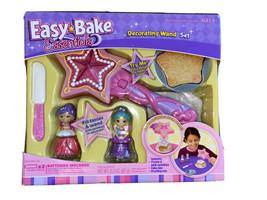 New Easy Bake Essentials Decorating Wand Set Hasbro - $24.70