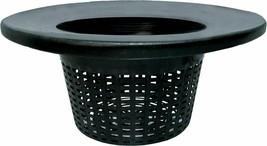 "Hydrofarm HG6RDBK Wide Lip Bucket Basket Lid, Case of 25, 6"" - $72.55"