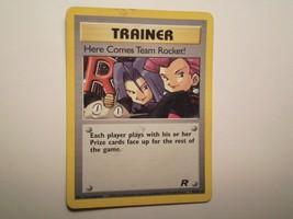 Pokemon Card - Here Comes Team Rocket - (15/82) Rare Holo ***PL*** - $2.99