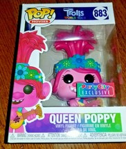 Funko POP! Movies Trolls World Tour Poppy | Party City Exclusive #883 - $22.99