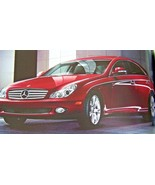 2008 mercedes cls63 amg cls550 owners sales brochure  w 215 original new - $19.79
