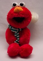 "Sesame Street HOLIDAY CHRISTMAS ELMO IN SANTA HAT 14"" Plush STUFFED ANIM... - $19.80"