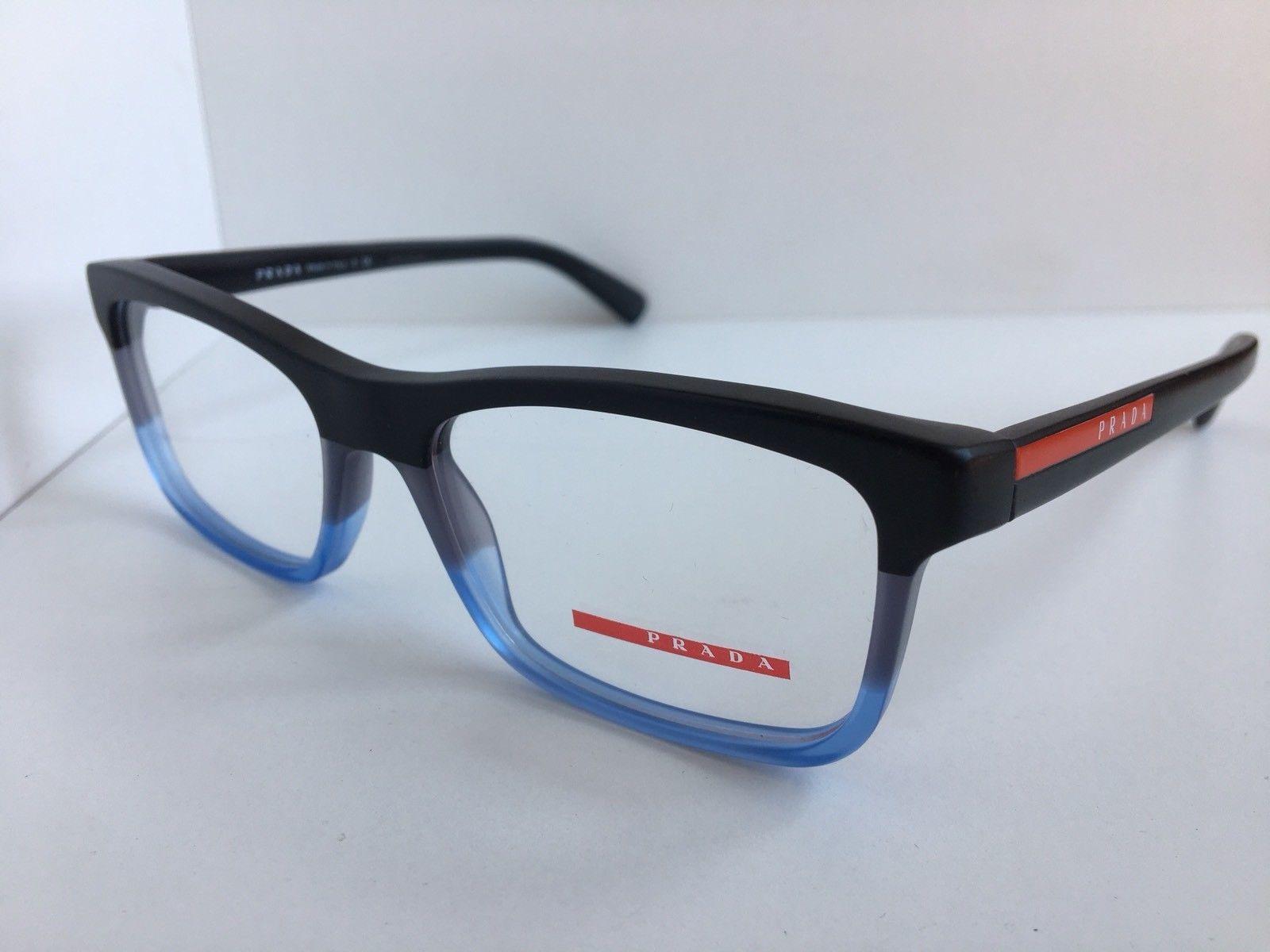 3b343862e6e New PRADA Sport VPS 05F TWT-1O1 53mm Blue and 38 similar items