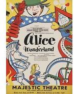 Wall Decor Poster.Home Room art dorm design.Alice in Wonderland.Theater.... - $10.89+