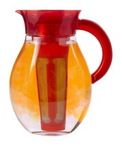 Primula The Big 1-Gallon Iced Tea & Cold Coffee Brewer in Red - $34.99