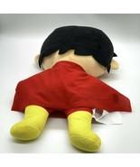 Ryans World Red Titan  Large Stuffed Pillow Buddy Plush Pocket Watch Used - $13.81
