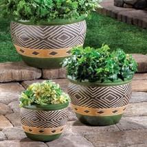 Jade Planter Trio - $43.00