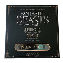 Fantastic Beasts Perilous Pursuit Board Game - A Magical Game of Chase & Chance - $30.00