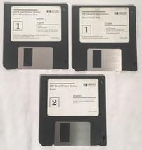 "Vintage HP Hewlett-Packard Deskwriter 3.5"" Diskettes Driver Utilities Disks - $9.89"