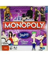 Monopoly Junior Disney Channel Edition Game - New / Sealed - $31.66
