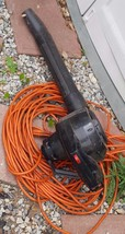 Nice Gently Used Craftsman Variable Speed Power Blower - Vgc - + Extension Cord - $89.09