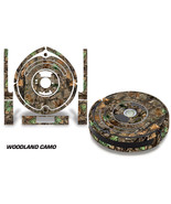 Skin Decal Wrap For iRobot Roomba 560 Vacuum Stickers Accessory Kit WOOD... - $19.75