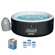 Bestway SaluSpa Portable Hot Tub + Spa Chlorine Kit + Filter Cartridge (3 Pack) - $1,999.99