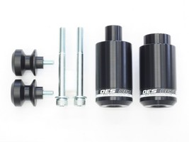 OES Frame Sliders and Swingarm Spools Suzuki B King BKing 2008 No Cut - $79.99