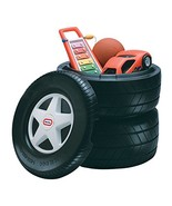 Little Tikes Classic Racing Tire Toy Chest - $46.79