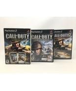 Call of Duty: Legacy (Sony PlayStation 2, 2007) - $16.78