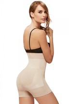 High Waisted Shaper Moldeador Cuerpo Levanta Cola Seamless Original Coco... - $37.99