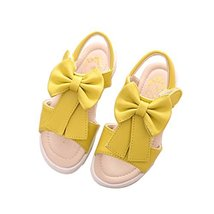 Girls Sandals Korean Princess Baby Shoes Hollow Shoes Sandals Summer New image 2