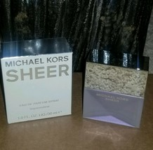 Michael Kors Sheer EDP Spray Parfum For Women 1 oz/30 ml - $32.99