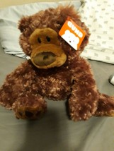"GUND Philbin Teddy Bear Stuffed Animal Plush, Chocolate, 12"" - $13.56"
