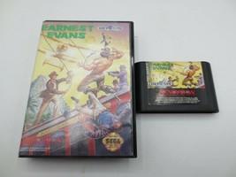 Earnest Evans (Sega Genesis, 1992) - $49.99