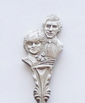 Collector Souvenir Spoon Royal Wedding 29 July 1981 Prince Charles Lady ... - $4.99