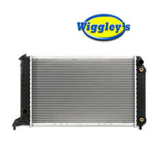 RADIATOR GM3010245 FOR 94 95 96 97 98 99 00 01 02 03 CHEVY S10 GMC S15 HOMBRE image 1