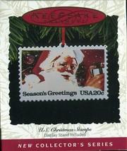 1993 - New in Box - Hallmark Christmas Keepsake Ornament - US Christmas ... - $6.67