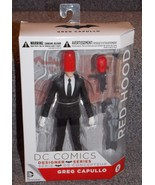 DC Comics Batman Red Hood Action Figure New In The Box - $34.99
