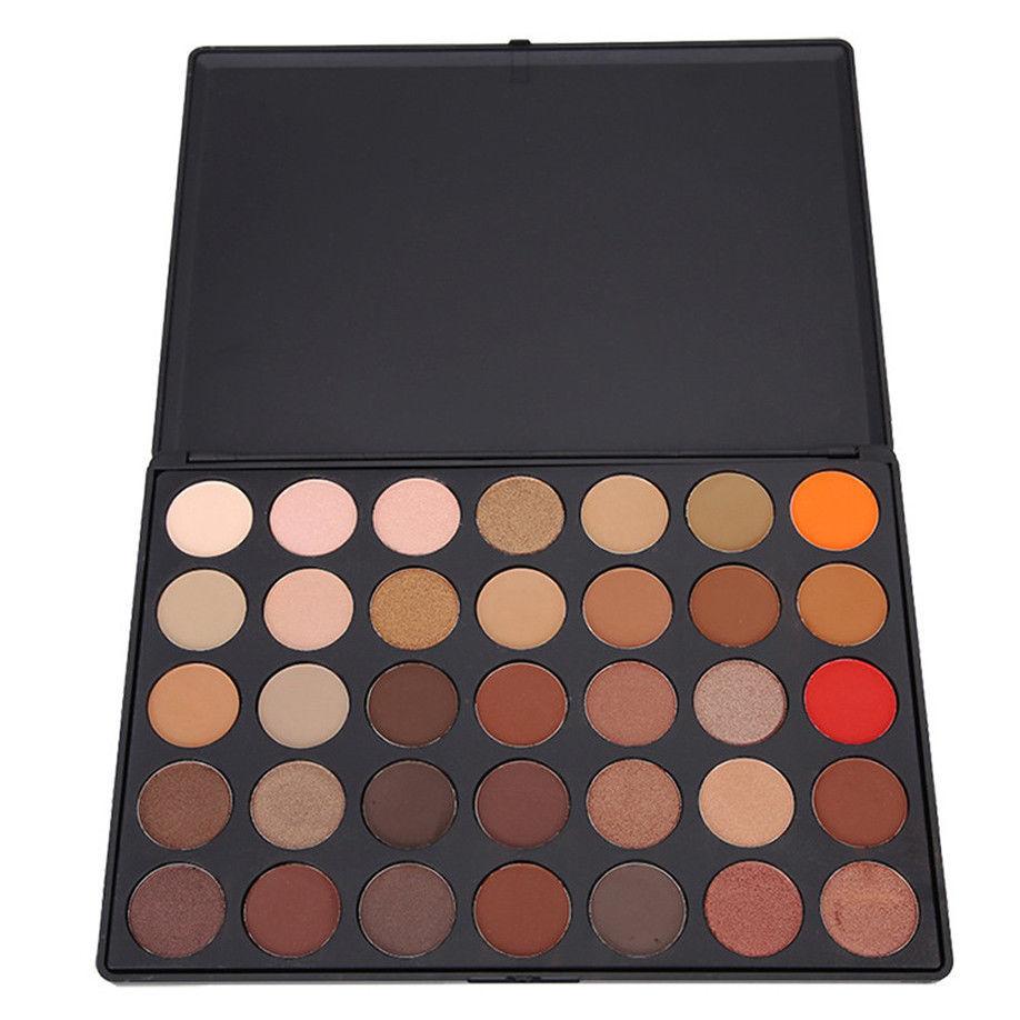 35 Colors Shimmer Matte Eye Shadow Eyeshadow Palette Pro