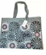 Vera Bradley Market Tote Mimosa Medallion Gift Reusable Floral Shopper Beach Bag - $11.88