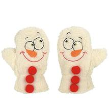 Department 56 Kids' Snowman, Multicolor, Mittens - $24.95