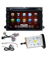 In Dash Bluetooth DVD Player GPS Navigation Navi Radio for 05-09 Ford Mu... - $247.49