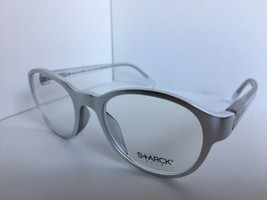 New STARCK Eyes SH 2011 SH2011 0004 49mm Matte Silver Eyeglasses Frame I... - $132.00
