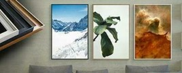 Elegant Custom Framed Canvases 16x16 Wall Art Customize Canvas  with your Artwor image 2
