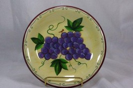 Sonoma Lifestyles Grapes Salad Plate - $4.15