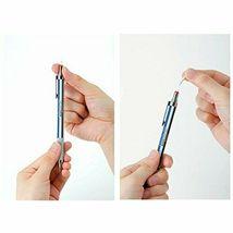 Tombow Pencil Mechanical Pencil MONO monograph zero 0.5 light blue DPA-162C image 4