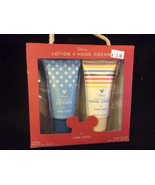 Lotion & Hand Cream Set Cherry Blossom Disney Mickey Mouse by Junk Food - $3.16