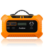 AUDEW Portable Energy Storage Power Supply Connector Rated Voltage 12V R... - $414.89